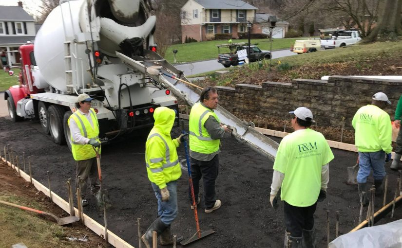 How to Select Concrete Contractors in Baltimore